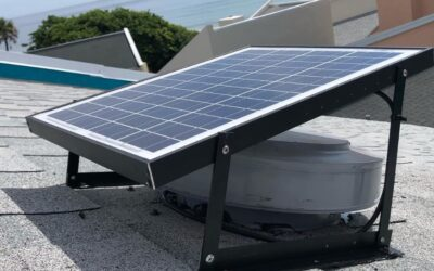 3 Ways a Solar Attic Fan Can Benefit Your Roofing or Contracting Business