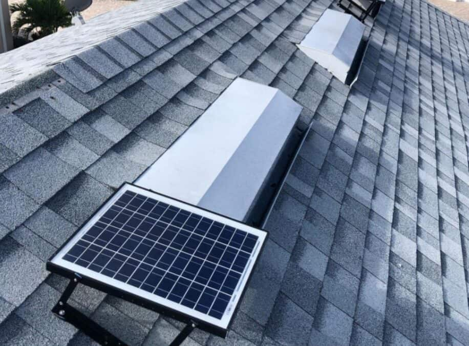 6 Features to Look for in a Quality Solar Powered Attic Fan