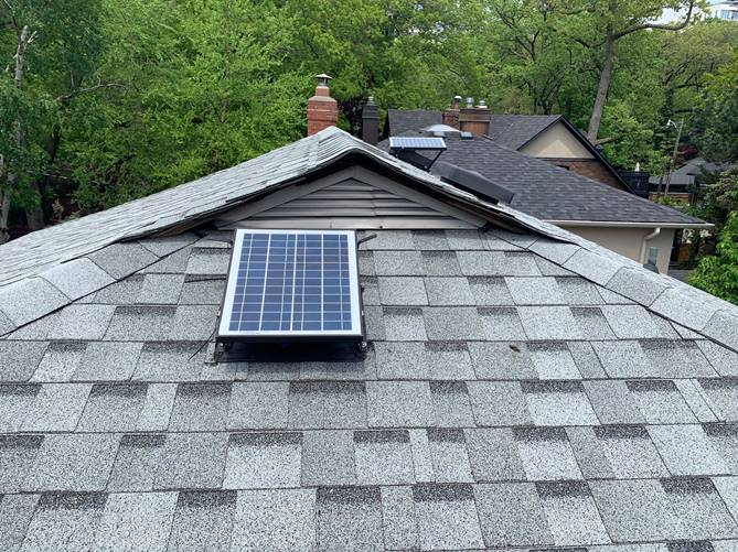 How Do I Know What Size Solar Powered Attic Fan (SPAF) is Right for Me?