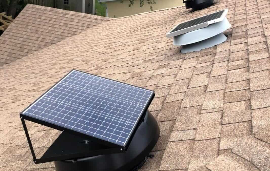 Solar-Powered Roof Exhaust Fan Benefits That You Need To Know
