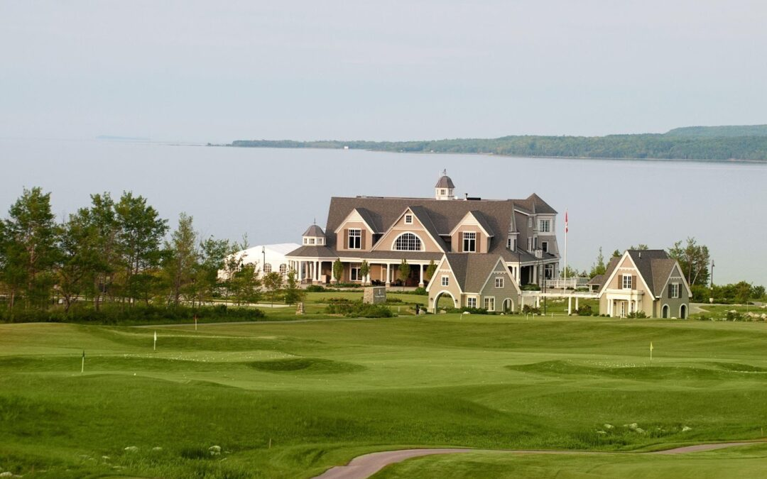 Cobble Beach Golf Resort Hits a Hole-In-One for the Planet with the Installation of Twenty 19W-MOD Solar Ventilation Fans