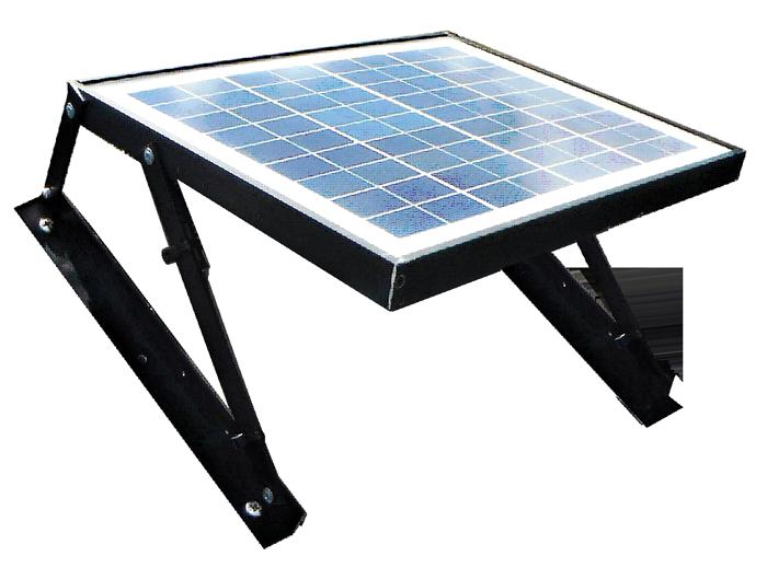 19W-MOD-SNV Modular Solar Powered Ventilation Fan